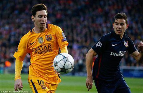 Atletico Madrid 2-0 Barcelona: Griezmann khien 'loi nguyen' Champions League linh nghiem - Anh 3