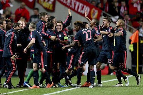 Vuot qua Benfica, Bayern cua Pep Guardiola tiep buoc Man City, Real va Atletico vao ban ket - Anh 5