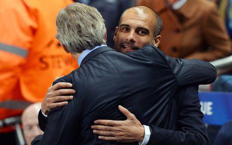 Kich ban hay cho ban ket UCL: Pep doi dau Man City, derby thanh Madrid - Anh 1