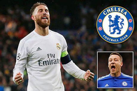 Chelsea mua Sergio Ramos voi muc phi ky luc - Anh 1