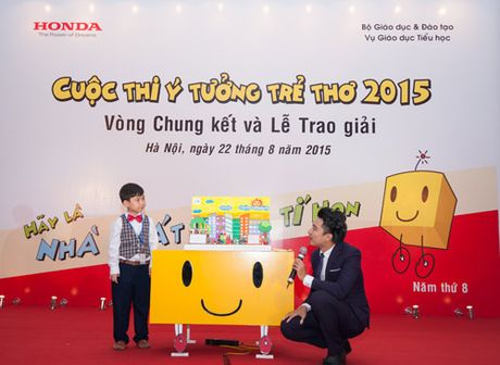 """Khoi dong Cuoc thi """"Y tuong tre tho"""" 2016 tren toan quoc. - Anh 4"""