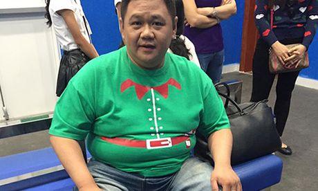 "Thuc hu Minh Beo duoc gia dinh ""chay"" giay tam than - Anh 1"