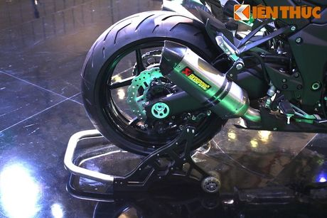 Kawasaki Ninja 1000 ABS 2016 chot gia 419 trieu tai VN - Anh 10
