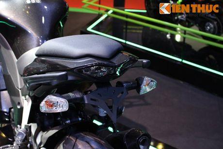 Kawasaki Ninja 1000 ABS 2016 chot gia 419 trieu tai VN - Anh 11