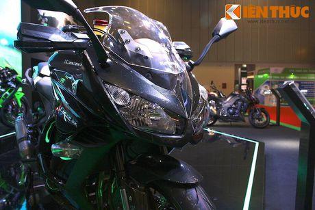 Kawasaki Ninja 1000 ABS 2016 chot gia 419 trieu tai VN - Anh 2