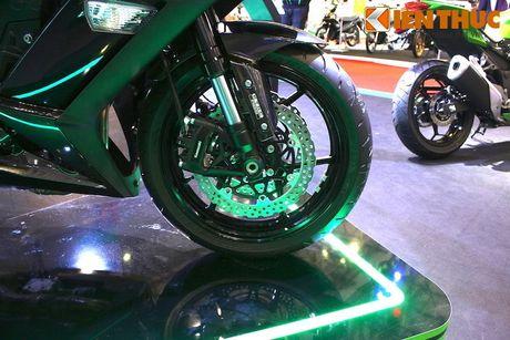 Kawasaki Ninja 1000 ABS 2016 chot gia 419 trieu tai VN - Anh 3
