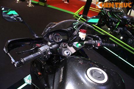 Kawasaki Ninja 1000 ABS 2016 chot gia 419 trieu tai VN - Anh 4