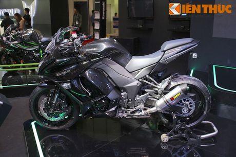Kawasaki Ninja 1000 ABS 2016 chot gia 419 trieu tai VN - Anh 6