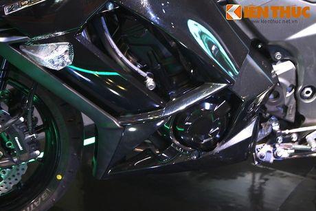 Kawasaki Ninja 1000 ABS 2016 chot gia 419 trieu tai VN - Anh 9