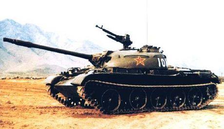 Anh cuc hiem xe tang Type 62 cua Campuchia - Anh 4