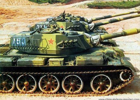 Anh cuc hiem xe tang Type 62 cua Campuchia - Anh 8