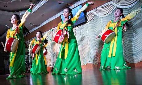 Chiem nguong nhung nha hang Trieu Tien o nuoc ngoai - Anh 3