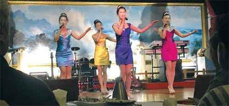 Chiem nguong nhung nha hang Trieu Tien o nuoc ngoai - Anh 5