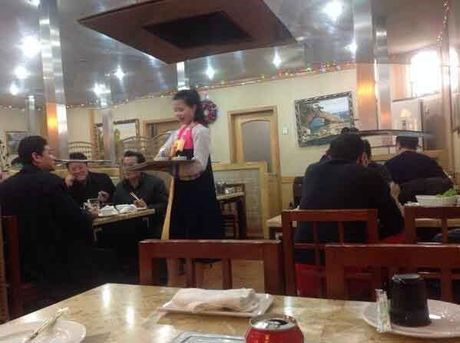 Chiem nguong nhung nha hang Trieu Tien o nuoc ngoai - Anh 8