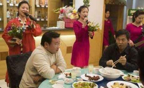 Chiem nguong nhung nha hang Trieu Tien o nuoc ngoai - Anh 9