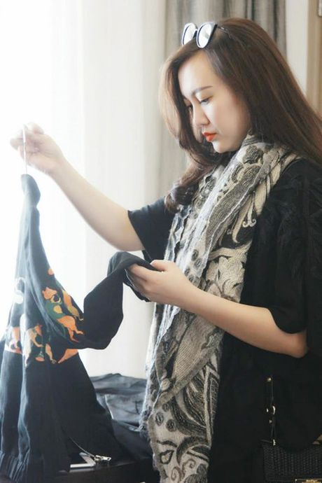 Kelly Bui tuyen mau Tay cao 1,9 m cho show o Thuong Hai - Anh 1