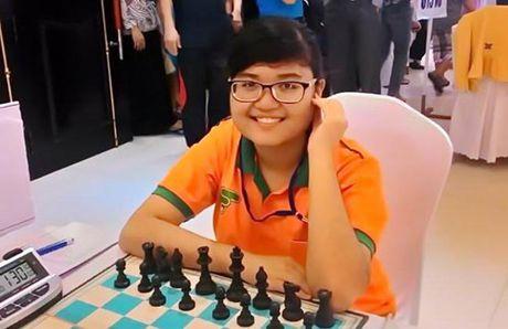 Thuy Tien, Quynh Duong doat HCV U8 va U18 nu co vua chau A - Anh 1