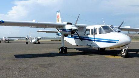 Roi may bay o Papua New Guinea, 12 nguoi thiet mang - Anh 1