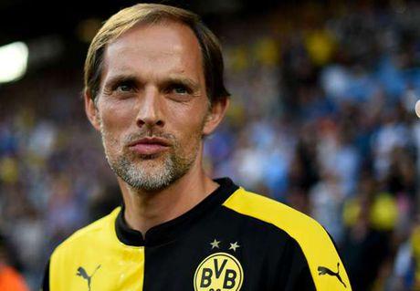 HLV Tuchel he lo chien thuat cua Dortmund truoc Liverpool - Anh 1