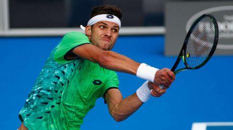 """Tiet lo """"choang ngop"""" ve tay vot thang soc Djokovic o Monte Carlo - Anh 1"""
