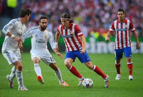 Nguoi Atletico thua nhan 'ngan' dung do Real Madrid - Anh 1