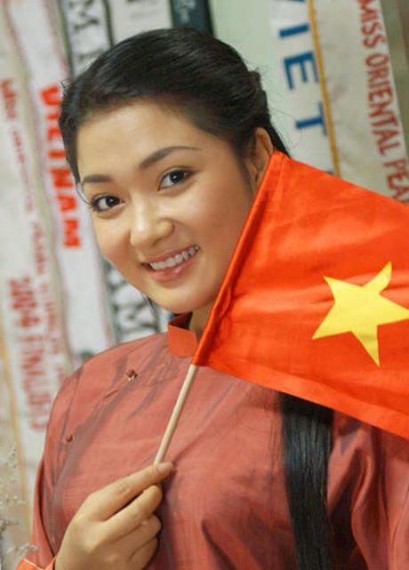 Dan Hoa hau, A hau vo tinh ben duyen voi VTV - Anh 5