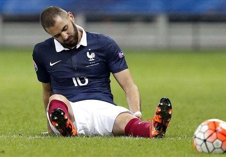 Benzema khong duoc du Euro 2016 vi tong tien dong doi - Anh 1