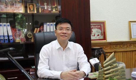 Bo truong Le Thanh Long duoc gioi thieu ung cu Dai bieu Quoc hoi - Anh 1