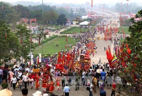 Thoi tiet khu vuc Ha Noi va Viet Tri trong dip Gio To - Anh 1