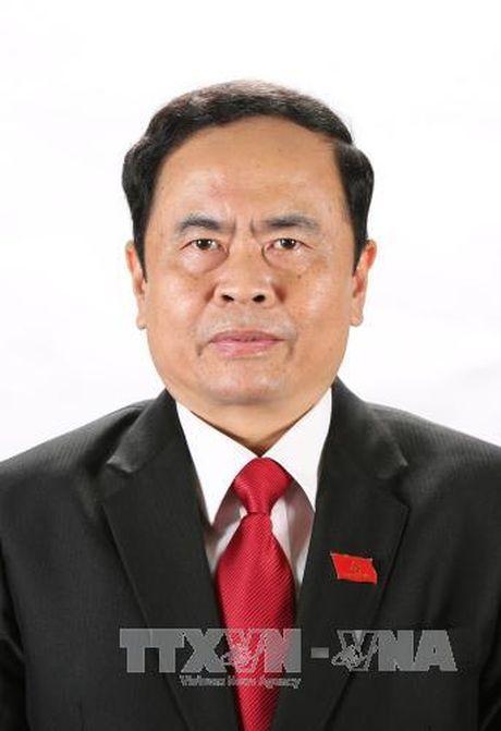 Kien toan nhan su Uy ban TW Mat tran To quoc Viet Nam - Anh 1
