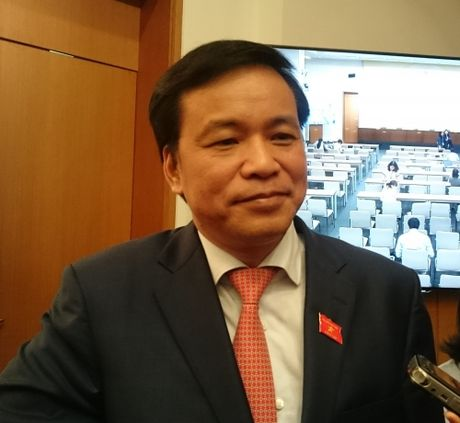 Nghi thuc tuyen the: GS. Nguyen Minh Thuyet noi nen thay doi - Anh 2