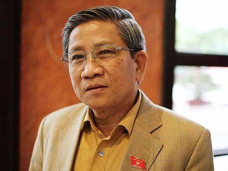Nghi thuc tuyen the: GS. Nguyen Minh Thuyet noi nen thay doi - Anh 3