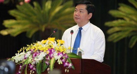 Bi thu Thang: Khong do loi cho nhau, quyet lay lai 'so 1' cho TP HCM - Anh 1
