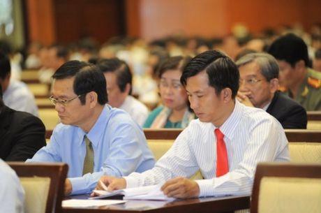 Bi thu Thang: Khong do loi cho nhau, quyet lay lai 'so 1' cho TP HCM - Anh 2