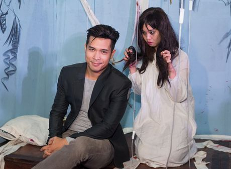 "Tran Thanh - Hari Won lien tuc tinh tu ""gay bao"" - Anh 12"