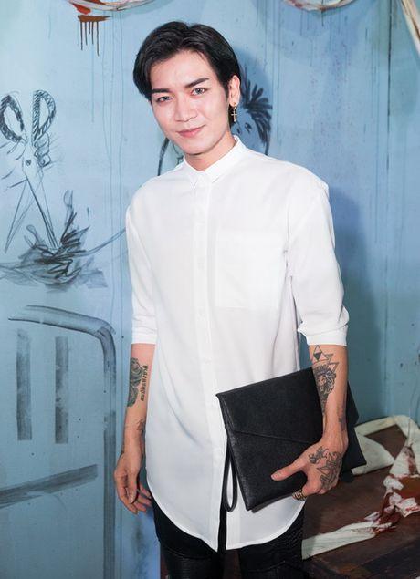 "Tran Thanh - Hari Won lien tuc tinh tu ""gay bao"" - Anh 15"