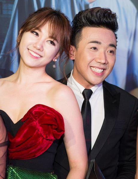 "Tran Thanh - Hari Won lien tuc tinh tu ""gay bao"" - Anh 4"
