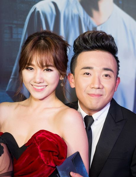"Tran Thanh - Hari Won lien tuc tinh tu ""gay bao"" - Anh 5"