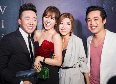 "Tran Thanh - Hari Won lien tuc tinh tu ""gay bao"" - Anh 6"