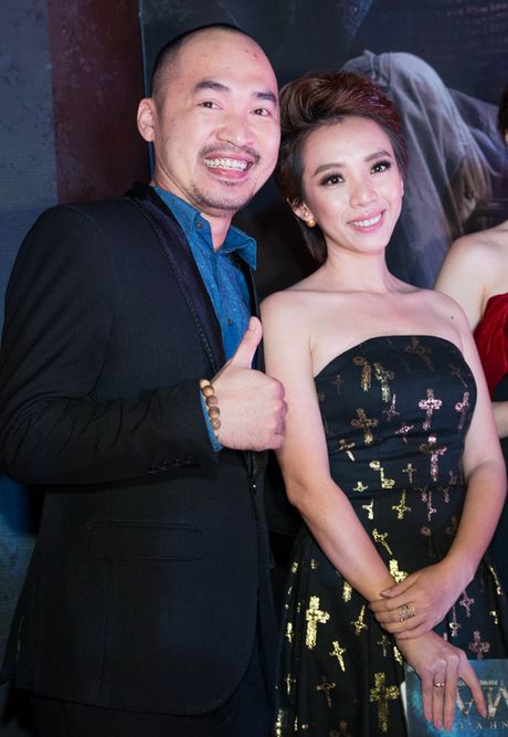 "Tran Thanh - Hari Won lien tuc tinh tu ""gay bao"" - Anh 9"