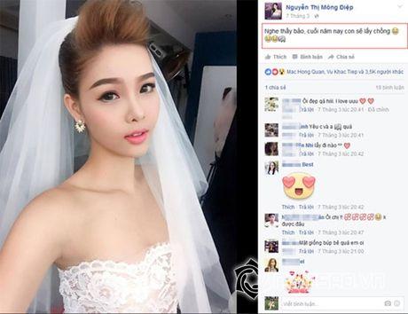 Ky Han dong facebook, chuan bi len xe hoa voi Mac Hong Quan? - Anh 6