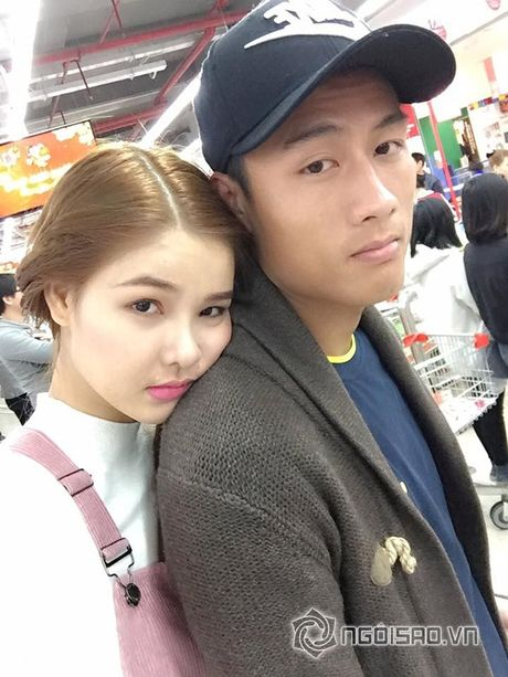Ky Han dong facebook, chuan bi len xe hoa voi Mac Hong Quan? - Anh 9