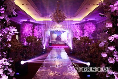 Da tiec cuoi nhu 'vuon hoa Da Lat' cua Luong The Thanh - Thuy Diem - Anh 13