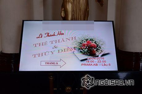 Da tiec cuoi nhu 'vuon hoa Da Lat' cua Luong The Thanh - Thuy Diem - Anh 1