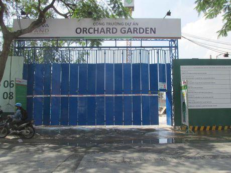 Orchard Garden cham duoc cap phep do dinh gia tien su dung dat qua lau - Anh 1