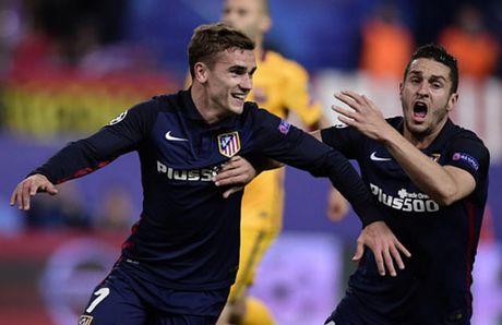Atletico Madrid - Barca: Bat tung cam xuc - Anh 2