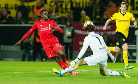 Liverpool – Dortmund: Loi the mong manh - Anh 1