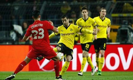 Liverpool – Dortmund: Loi the mong manh - Anh 2