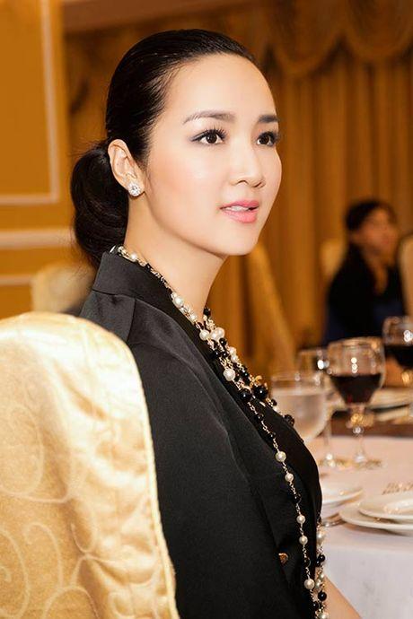 Giang My khoe giong hat ngot ngao ngay len chuc Dai su - Anh 1