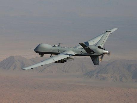 My tinh thay the linh gin giu hoa binh tai Sinai bang UAV hien dai - Anh 1